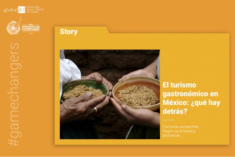 Turismo gastronómico en México