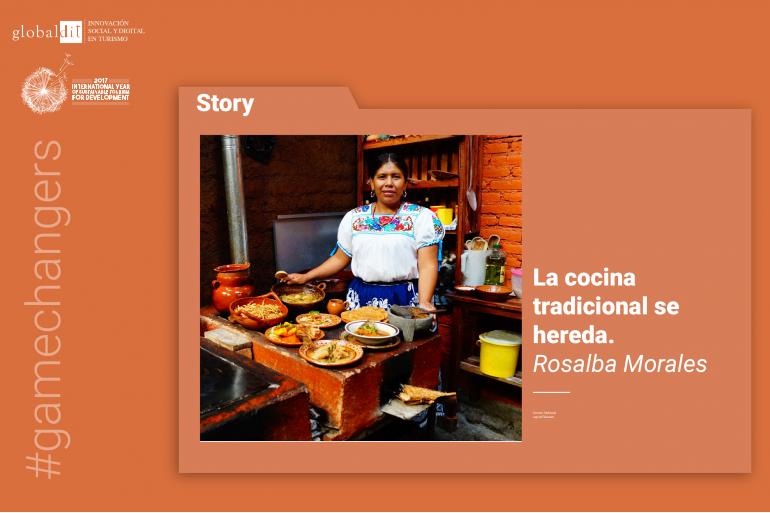 Rosalba, cocina tradicional