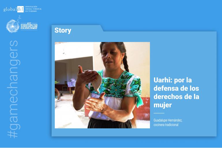 Uarhi: por la defensa de los derechos de la mujer