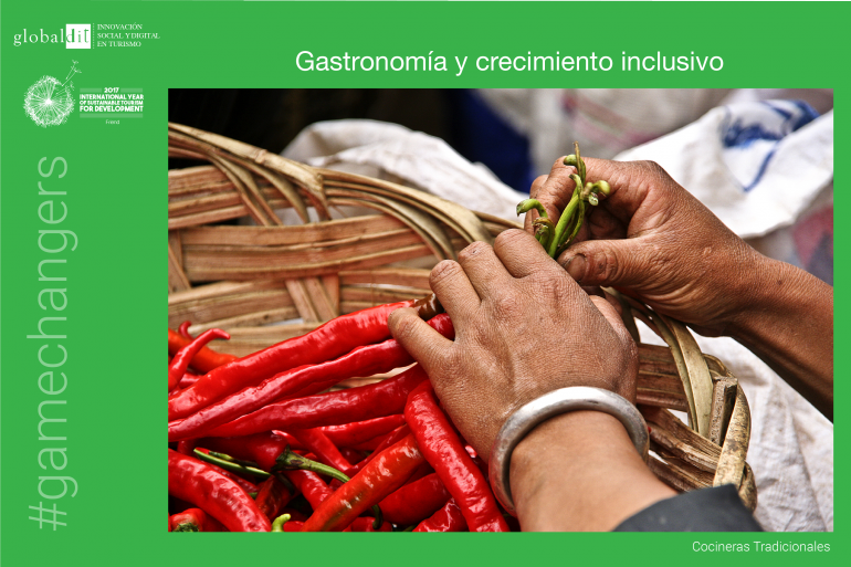 Gastronomía y crecimiento inclusivo