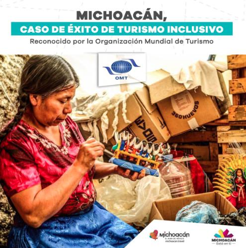 Michoacán, caso de éxito